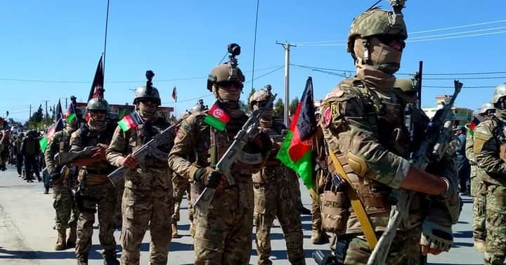 لغمان کې د افغان ځواکونو ورځ ولمانځل شوه.