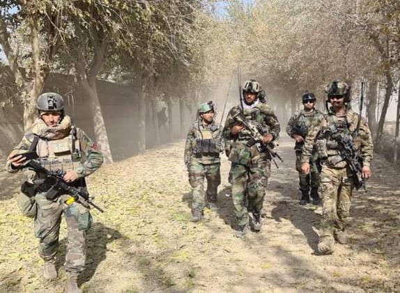 کندهار کې ۲۹ تنه طالبان وژل شوي!