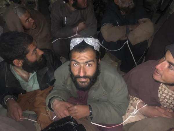 هلمند کې د طالبانو له زندانه د ۱۳ تنو را خوشې کول