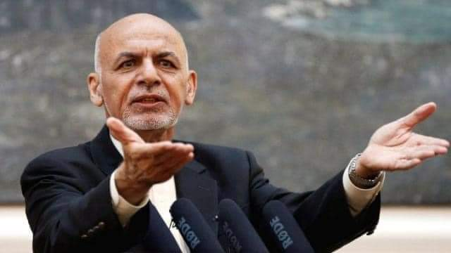 ولسمشر غني: پاکستان دې د تېرو لسیزو سیاست پريږدي
