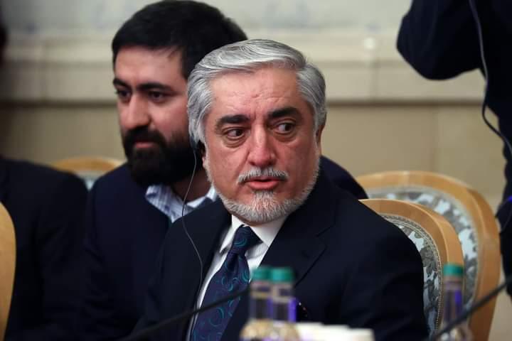 عبدالله عبدالله: امریکا غواړي په افغانستان کې سیاسي مشارکت رامنځته شي.