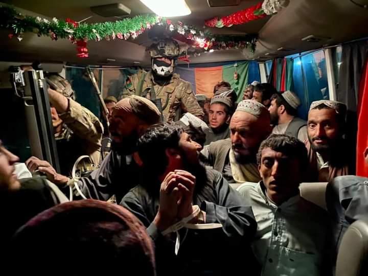 افغان ځواکونو هلمند کې د طالبانو یو زندان مات کړ.