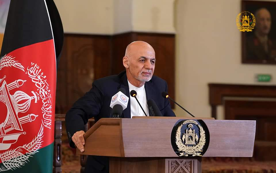 ولسمشر غني: نړۍ چوپه نشي پاتې کیدای؛ افغانستان یې فکري محراق دی