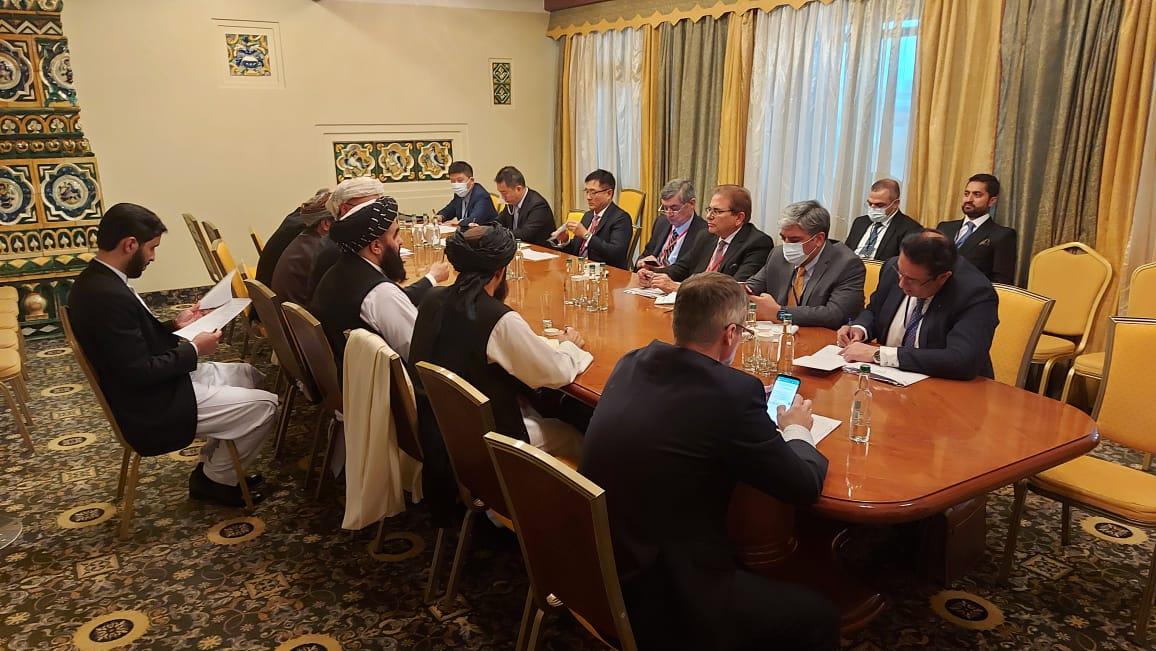 د روسیې چین او پاکستان ټینګار؛ له افغانستان سره خپل  تعاملات جاري ساتو