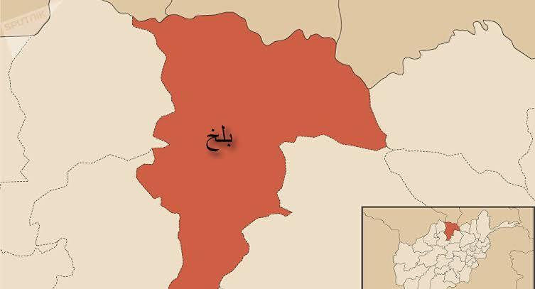 چارواکي: د بلخ په نهر شاهي ولسوالۍ کې د يوه خصوصي شرکت اوه تنه کارکوونکي تښتول شوي دي