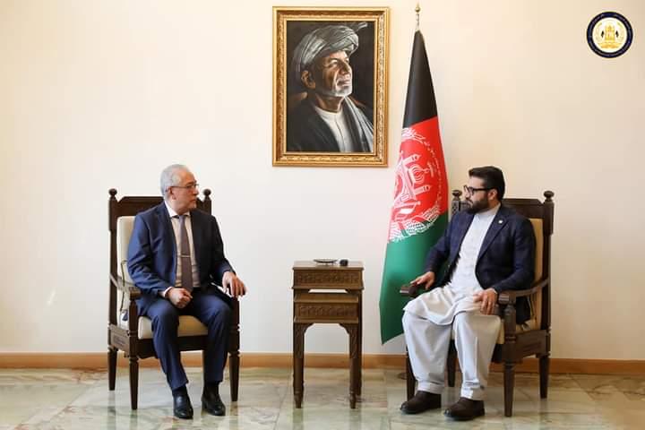 ازبکستان: د افغان سولې په پروسه کې باید نوښتونه او پرمختګونه رامنځته شي.