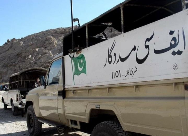 بلوچ بېلتونپاله ډله: بلوچستان کې مو ۵ پاکستاني پوځیان ووژل.