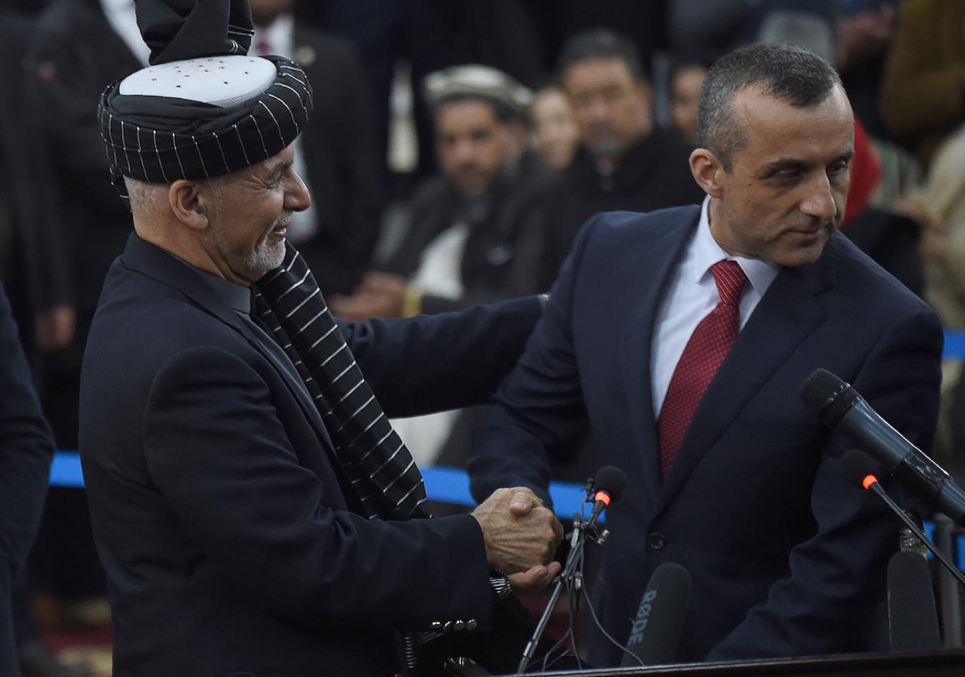امرالله صالح: ولسمشر غني خپله کړې ژمنه پوره نهکړه؛