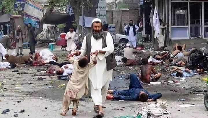 طالبان د ملکي خلکو له مرګ ژوبلې لاس نه اخلي.