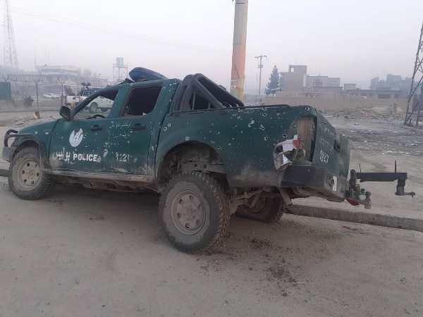 کابل کې د پولیسو پر رنجر چاودنه شوې