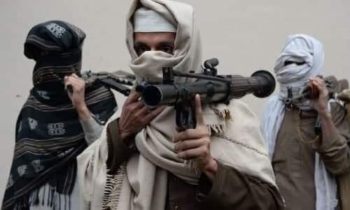 طالبان په افغانستان کې د روان تاوتریخوالي مسؤولین دي.