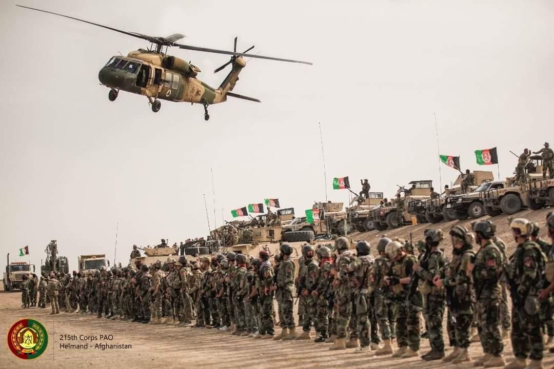 پنټاګون: افغان ځواکونه کولای شي، په یواځې ځان له خپل هېواده دفاع وکړي.