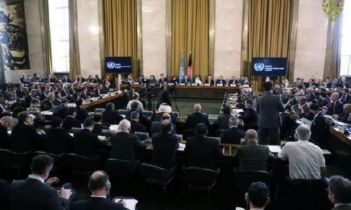 طالبان: نړیوال دې جینوا کې له اسلامي امارت سره په همغږۍ مرستې وکړي