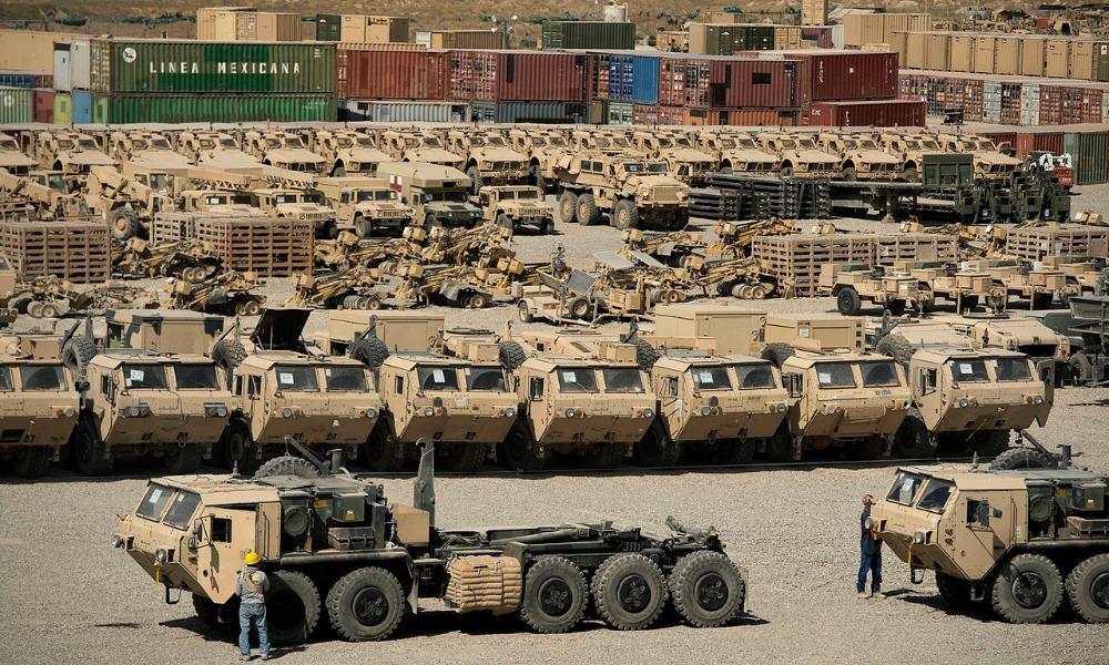 روسیه: افغانستان کې باید د ناټو پاتې وسلې د ناسمو موخو لپاره ونهکارول شي