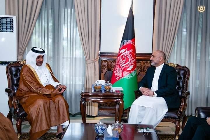 حنیف اتمر: افغان حکومت سولې ته ژمن دی، طالبان دې خپله رېښتینولي ثابته کړي