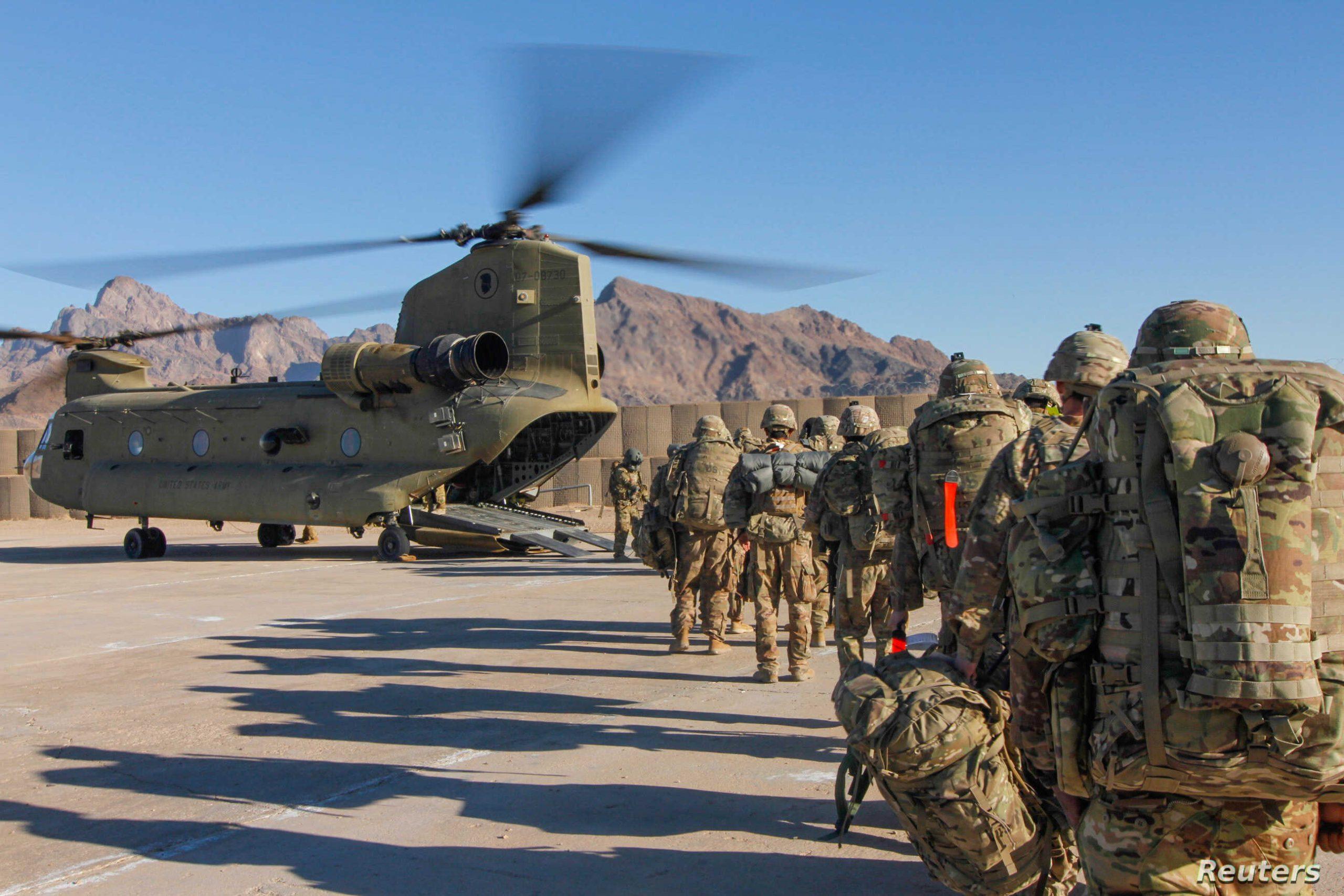 امریکا به افغانستان خطرونو ته پرېږدي؟