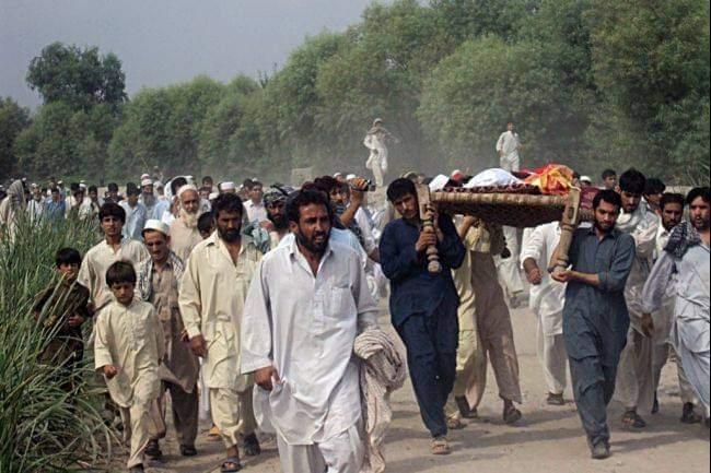طالبان دې د ملکي وګړو وژنه بس کړي.