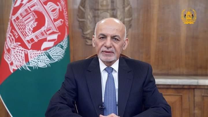 غني: افغانستان د ۳۰۰ زره میګا واټه بریښنا د تولید وړتیا لري
