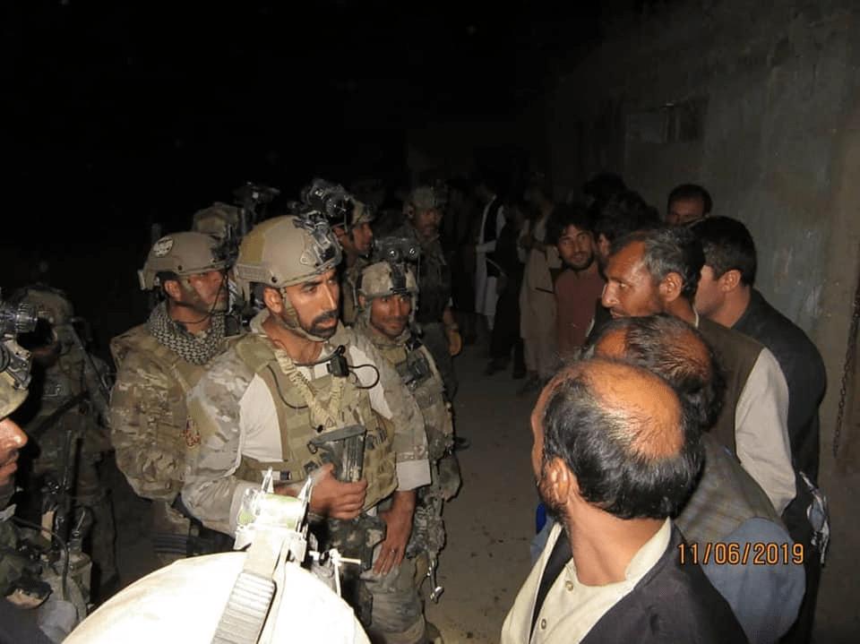 طالبانو بندیان تر سختو شکنجو لاندې نیولي