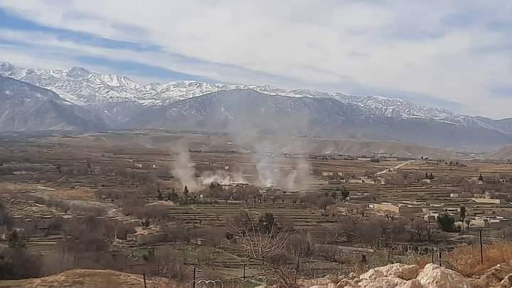 ننګرهار کې ۱۶ طالبان وژل شوي.