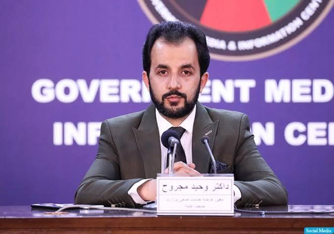 روغتیا وزارت: افغانستان د کرونا له درېیمې خطرناکې څپې سره مخ دی
