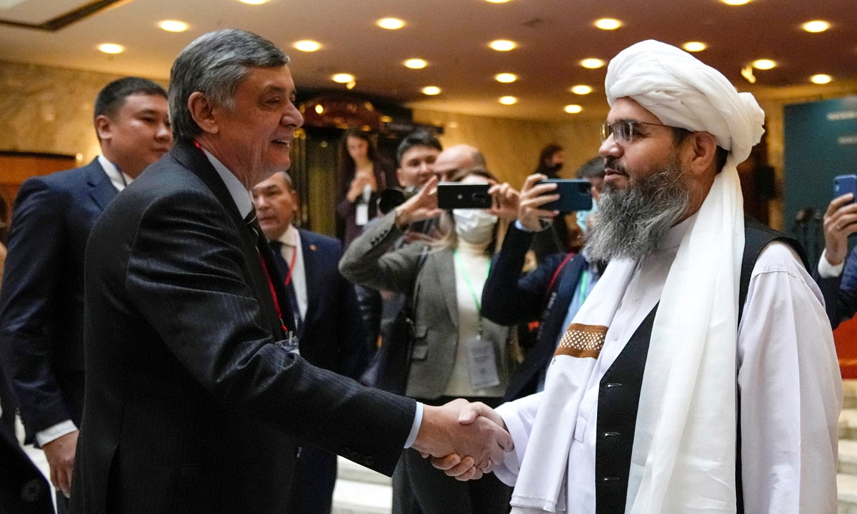 مسکو: د افغانستان هر راز ماتې د سیمې ثبات له ګواښ سره مخکوي