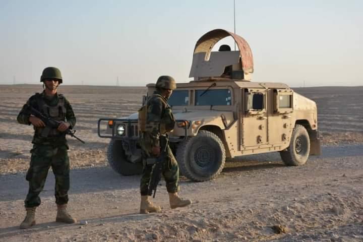 تېرو ۲۴ ساعتونو کې ۲۶۷ طالبان وژل شوي